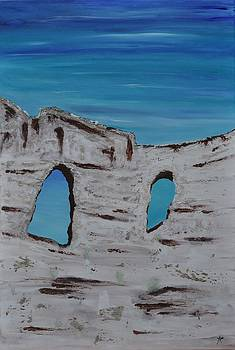 Crumbled Arches by Antonella Manganelli