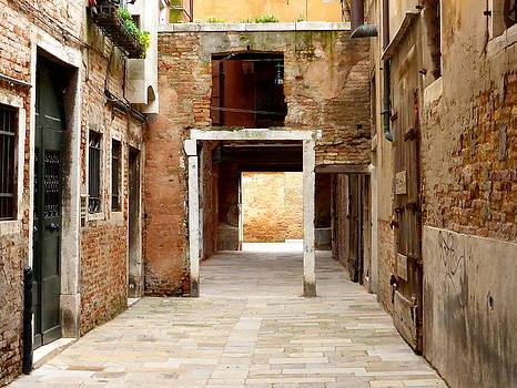 Bishopston Fine Art - Crumbling Walls of Venice