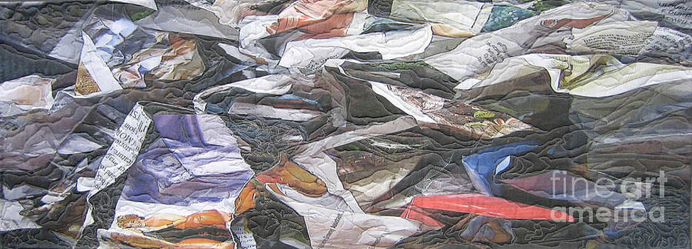 Crumpled by Wen Redmond