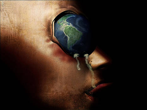 Cry. my world by Ivan Gomez