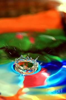Cry of Colors by Muhammad Junaid Rashid