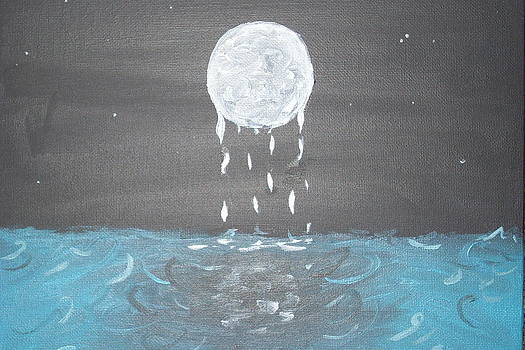 Crying Moon by Caroline Reyes