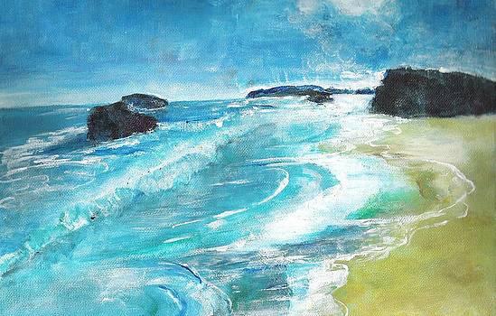 Shan Ungar - Crystal Blue Seashore