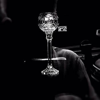 Crystal Chalice by Paul Cutright