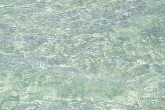 Ian Monk - Crystal Clear Atlantic Ocean Key West