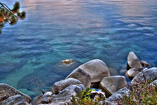 William Havle - Crystal Clear Sand Harbor