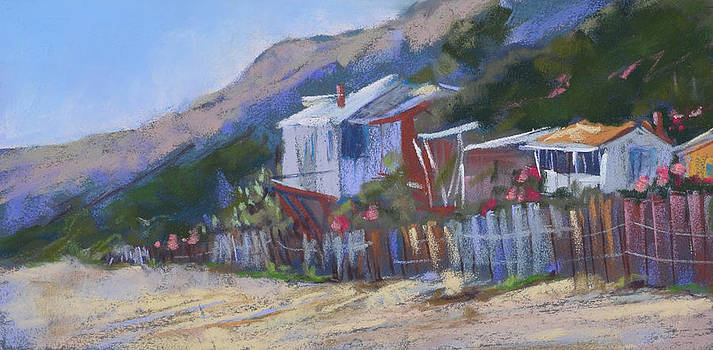 Crystal Cove Vista II by Patricia Rose Ford