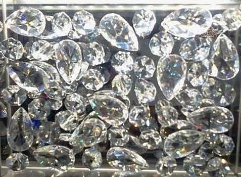 Crystal Formation by Karen Jensen