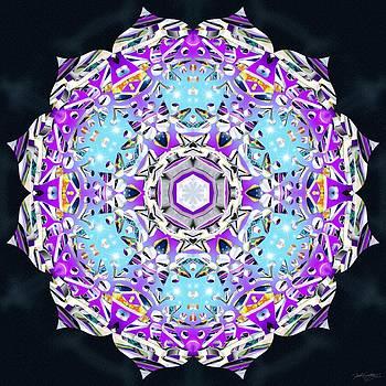 Crystal Lotus by Derek Gedney