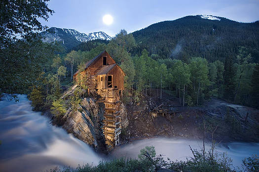 Crystal Mill by Mike Butler