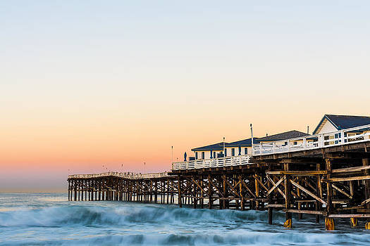 Priya Ghose - Crystal Pier Dawn
