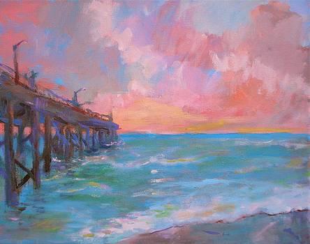 Crystal Pier by Jim Noel