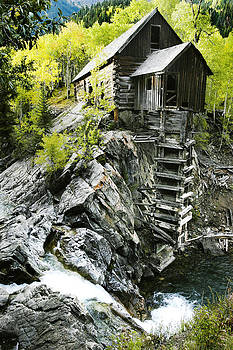 Paul Conrad - Crystal River Mill