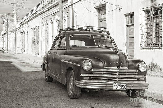 Cuba Cars I by Juergen Klust