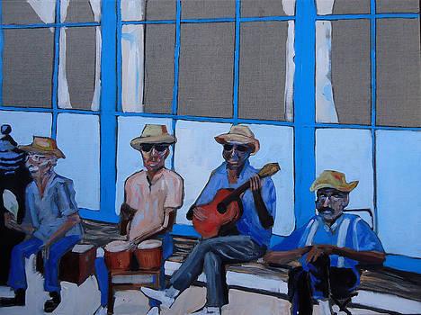 Cuba Revolution by Henry Beer