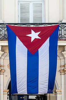 Ian Monk - Cuban Flag Key West