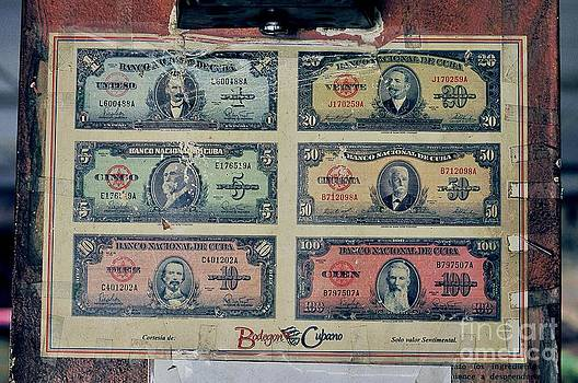 Cuban Money by Andres LaBrada