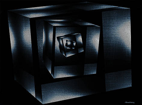 Cube in cube by Ramon Martinez