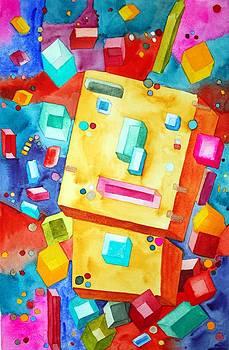 Cubes by Gerald Carpenter