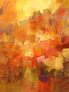 Cubic Lightbreak by Ann Croon