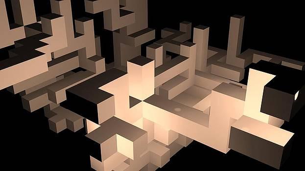 Cubic by Moshfegh Rakhsha
