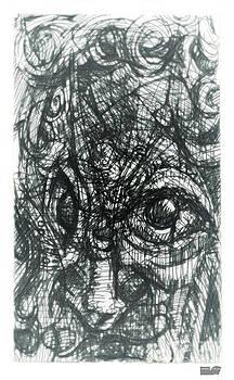 Cubisto 2 by Eddie Rifkind