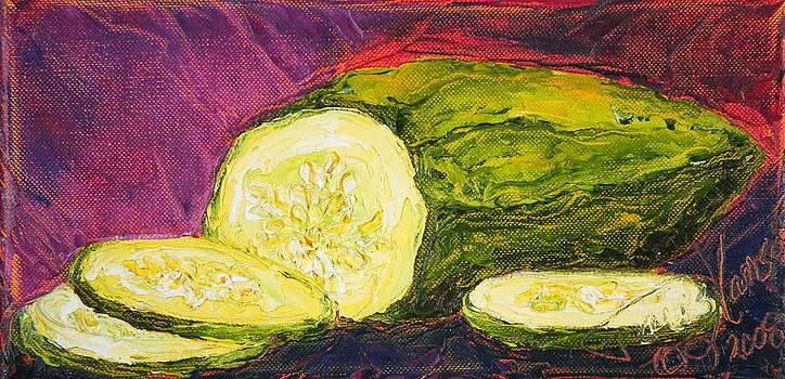 Cucumber by Paris Wyatt Llanso