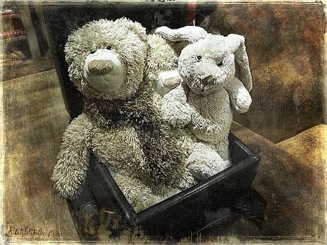 Barbara Orenya - Cuddle toys