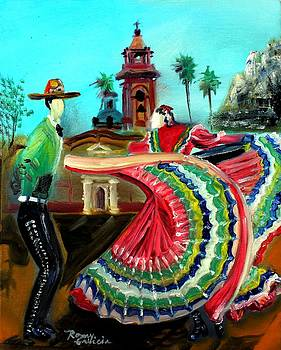 Cultural Impressions 2 by Romy Galicia
