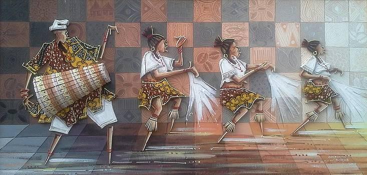 Cultural Presentation by Omidiran Gbolade