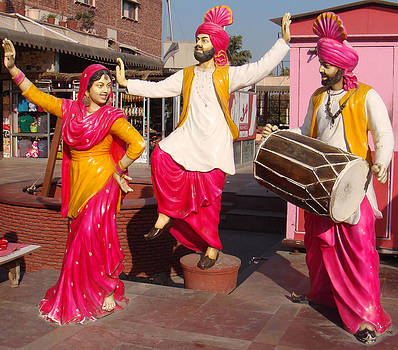 Bliss Of Art - Culture of Punjab