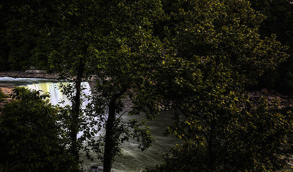 Cumberland Falls II by Fareed Khan