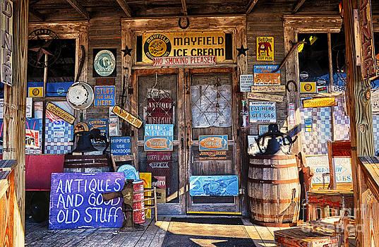 Paul Mashburn - Cumberland Mountain General Store