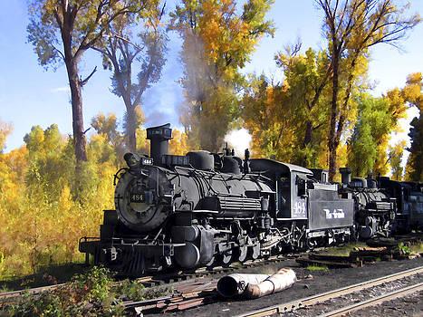Kurt Van Wagner - Cumbres and Toltec Railroad