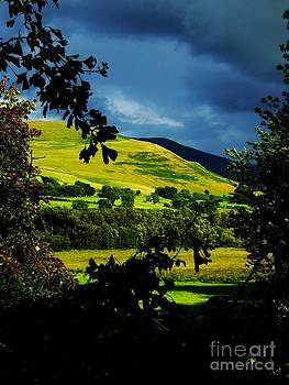 Malcolm Suttle - Cumbrian Summer