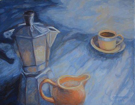 Cup of Coffee by Enrique Ojembarrena