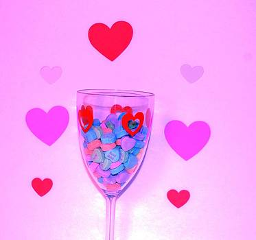 Cup of Hearts by Michael Sokalski