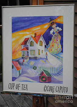 Cori Caputo - cup of tea