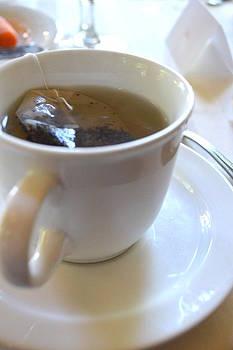 Cup of tea by Meganne Peck