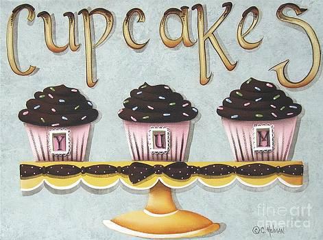 Cupcake Yum by Catherine Holman