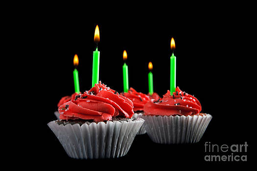 Cindy Singleton - Cupcakes with Candles