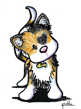 Cupid the Calico Cat by Kim Niles