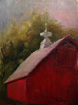 Cupola by Katherine Seger