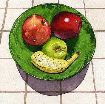 Curious Fruit by Hollis Machala