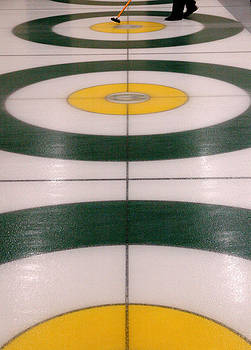 Curling action. by Rob Huntley