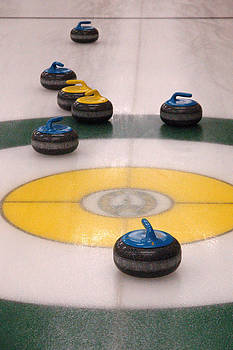 Curling arrangement. by Rob Huntley