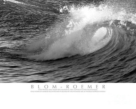 Curling Wave by Kimberly Blom-Roemer