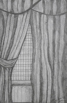 Curtains in A5 by Martin Blakeley