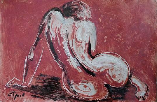 Curves 23 - Nudes by Carmen Tyrrell