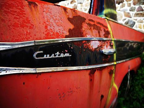 Richard Reeve - Custom Rebel